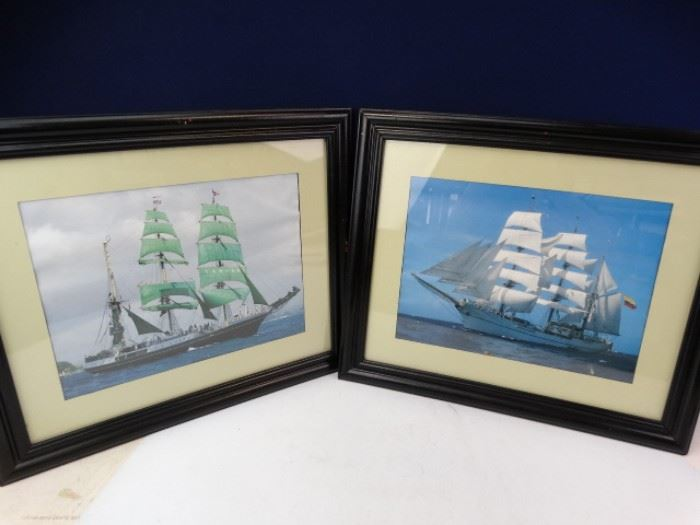 Sailing Ship Portraits