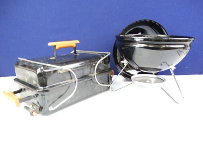 2 Weber Grills