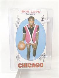 Bob Love Chicago Bulls Forward Statistic