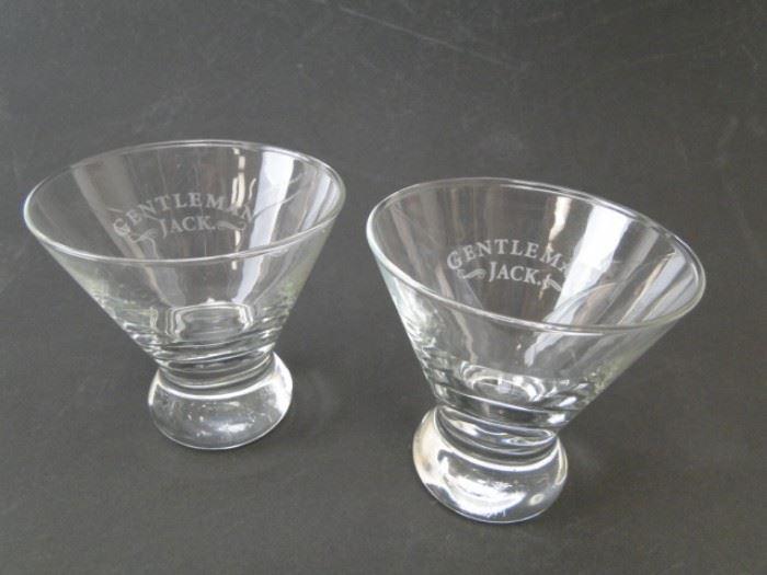 Vintage Jack Daniels Gentleman Jack Martini