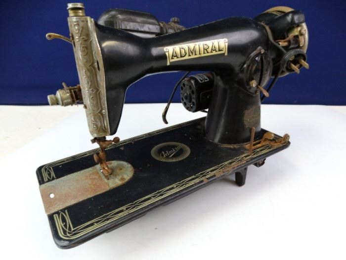 Admiral Sewing Machine
