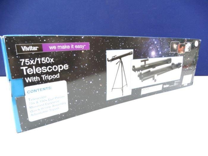 Vivitar 150X Telescope
