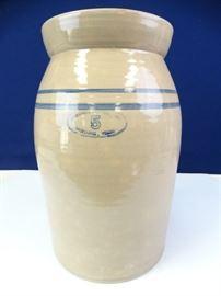 Large Mrshall Pottery Size 5 Crock