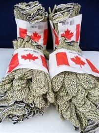4 Sets of 24 DuPont 2XL Multipurpose Work Gloves