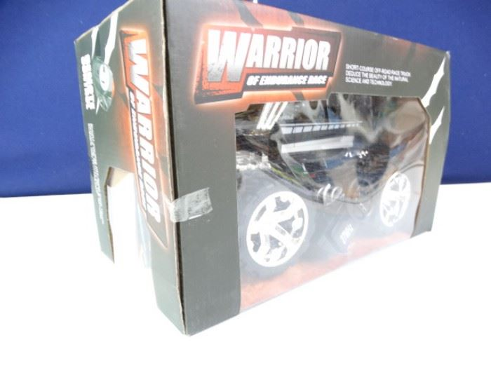 Warrior of Endurance Race Off Road RC Muscle Car