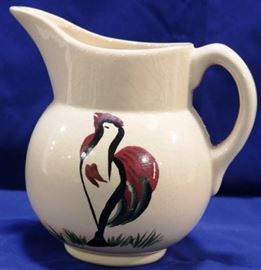 Watt Rooster cream pitcher