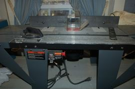 Vermont American Router with table