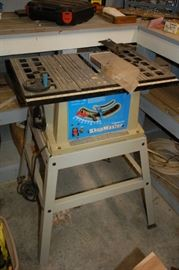 Shop Master table saw