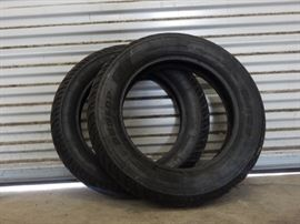 "Motorcycle Tires 16""(#1968)"