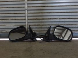 1994-2002 Dodge Truck Mirrors  with Power/Defrost (#1972)
