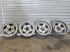 "14"" 5x3/4 small GM Rims (#1975)"