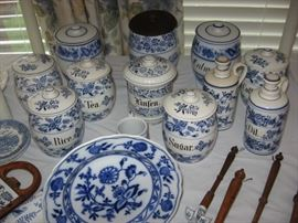 German Canisters
