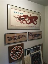 """Devilfish"" and ""Canoe 1"" and "" Canoe 2"" Barry Herem"