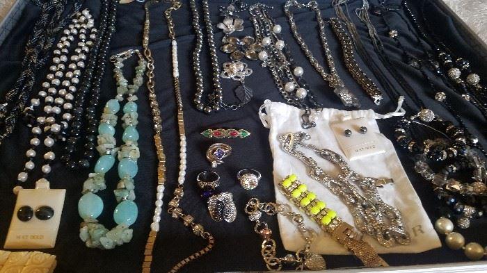 High end designer jewelry