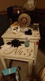 Beautiful re-purposed nesting tables