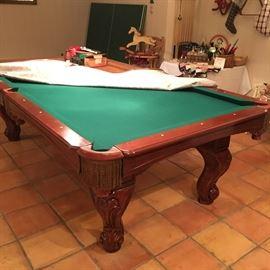 Stunning high-end Pool Table