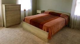 Retro bedroom set.  Pieces sold separately