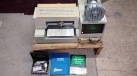 Hermes NHI 810 Engraving Machine