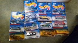 Collectible Hot Wheels...