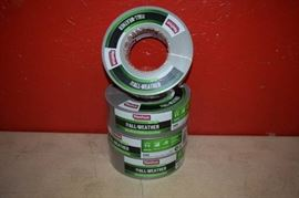 4 Rolls Nashua All Weather Duct Tape 398 HVAC