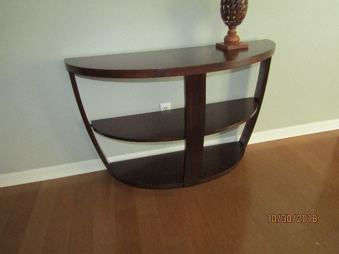 SMALL SIDE TABLE/CREDENZA.. PERFECT FOR ANYWHERE