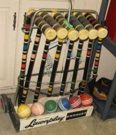 Croquet Set