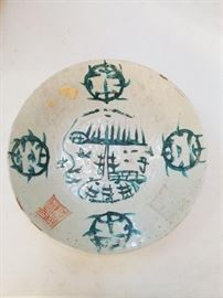 A Ming Dynasty Charger