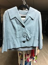 1950's cropped jacket