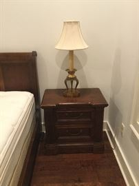 Hooker bedside tables