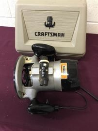 005 Craftsman Power Tool Router