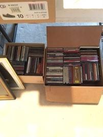 More CD's