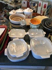 Vintage Corningware