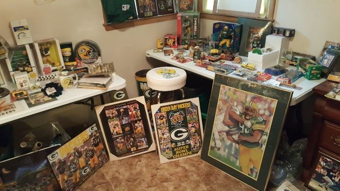 Everything YOU could imagine GREEN BAY PACKERS