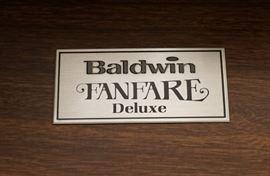 Baldwin Fanfare Deluxe organ