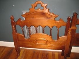 second twin bed