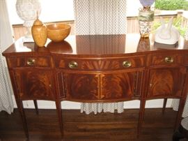 Hickory Chair Co.  James Plantation sideboard