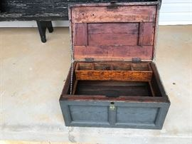 Old Mill Tool Box