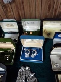 Huge selection  of men's cuff links
