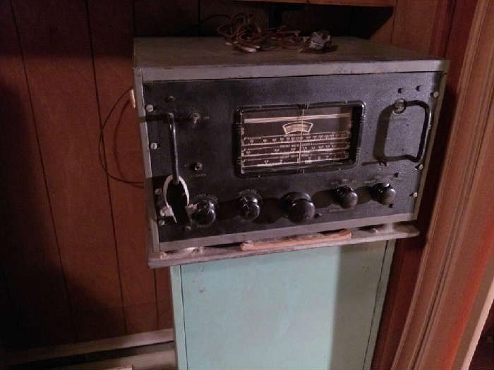 Naval radio