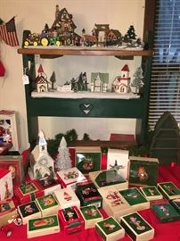 Retired Hallmark Ornaments