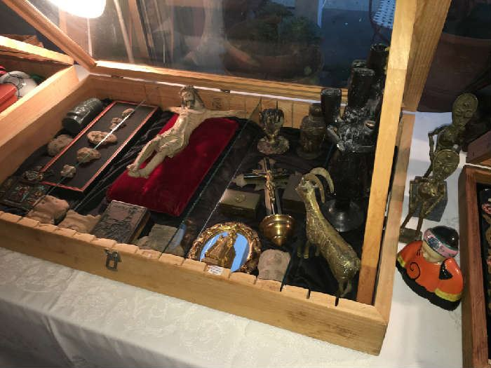 Spanish Colonial Items