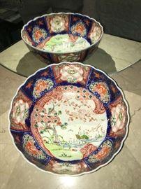 Old Imari Bowl