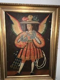 Spanish Colonial Painting
