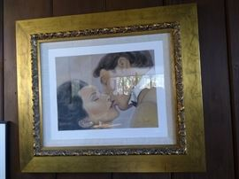 The Kiss Limited Edition Giclée by Jane Seymour 259/300
