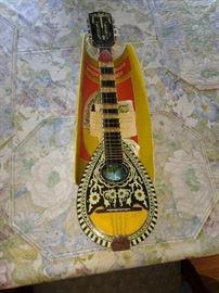 Greek instrument
