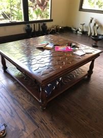 Theodore Alexander table - nothing else in picture available $900