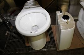 Glacier Bay 2piece 1.1 GPF 1.6 GPF High Efficienc ...