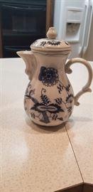 Blue Danube pitcher