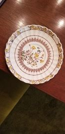 Spode Buttercup china complete set