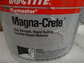 New Loctite  Magna Crete